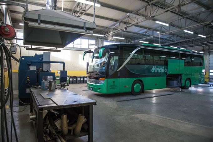 carrozzeria su autobus