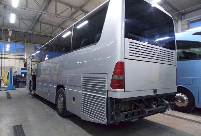 carpenteria autobus