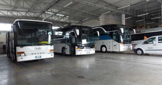 Officina Meccanica Autobus in Campania