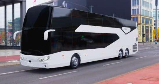 vendita di autobus